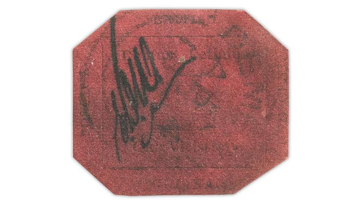 british-guiana-1856-magenta-stamp