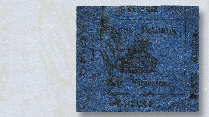 british-guiana-1856-provisional-stamp