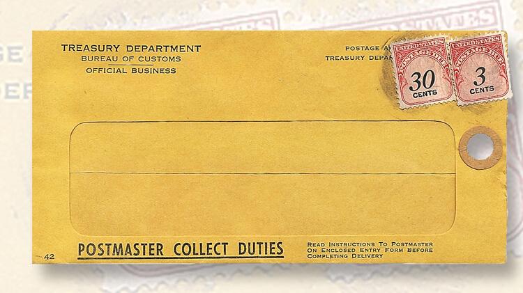 bureau-of-customs-official-business-envelope