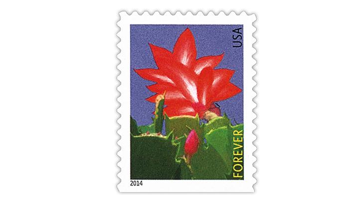 cactus-flowers-2014-stamp