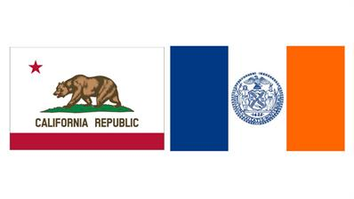 california-flag-new-york-city-flag