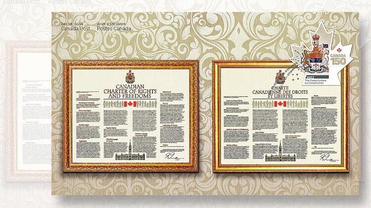 canada-150-charter-rights-freedom-first-day-cover