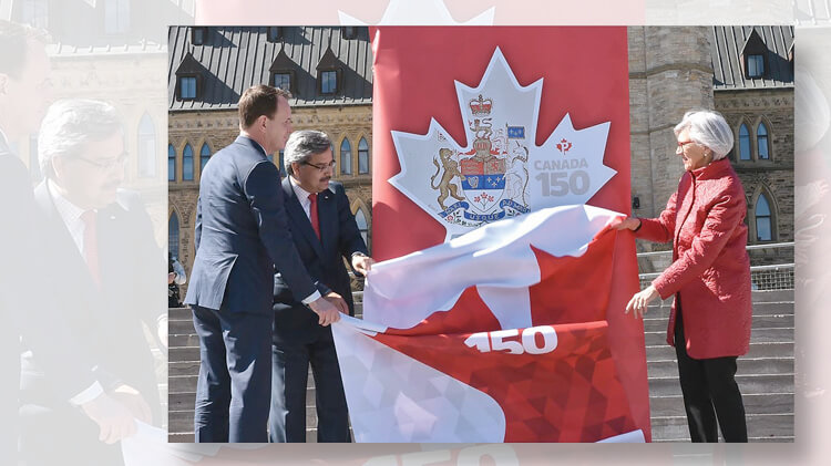 canada-150-constitution-patriation-stamp-unveiling