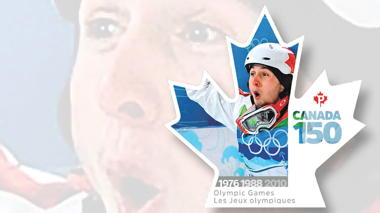 canada-150-olympic-games-stamp-alexandre-bilodeau
