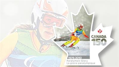 canada-150-paralympic-glory-stamp-lauren-woolstencroft