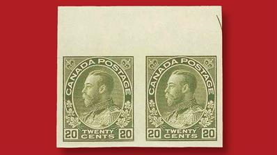 canada-20-cent-olive-green-king-george-fifth-stamp