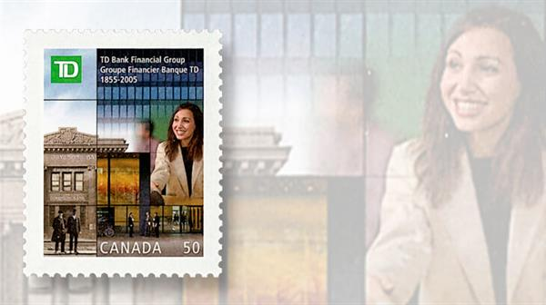 canada-2005-td-bank-financial-group-stamp