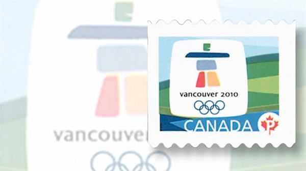 canada-2009-vancouver-olympic-logos-mascots-stamp
