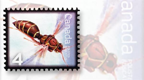 canada-2010-beneficial-insects-stamp