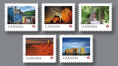 Canada Stamp Programs