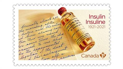canada-2021-100th-anniversary-insulin-discovery-stamp