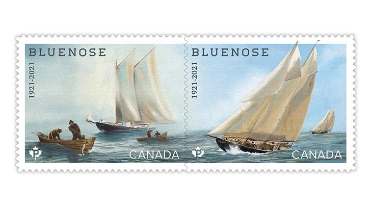 canada-2021-bluenose-100th-anniversary-stamps