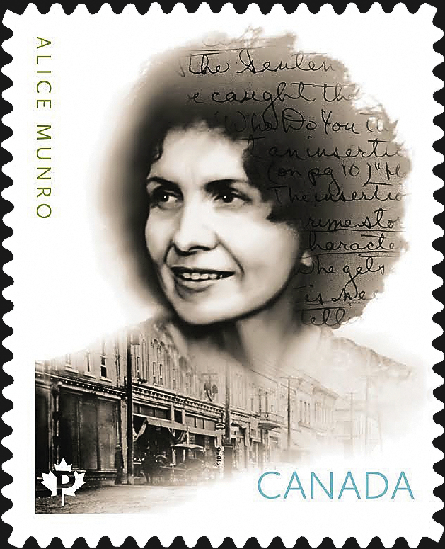 canada-author-alice-munro-stamp-2015