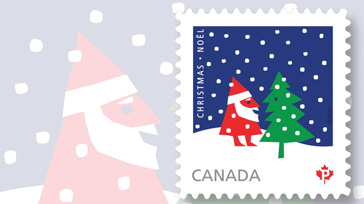 canada-domestic-letter-rate-christmas-stamp