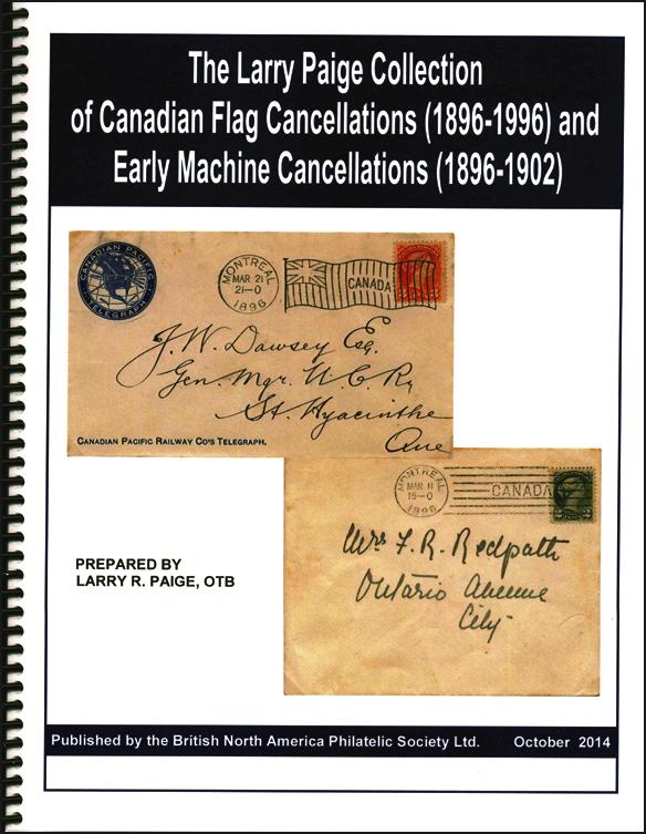 canada-flag-machine-cancellation-book-bnaps