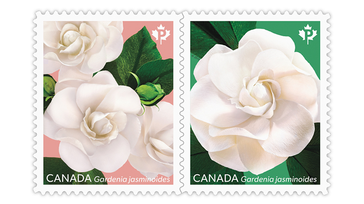 canada-gardenia-stamps