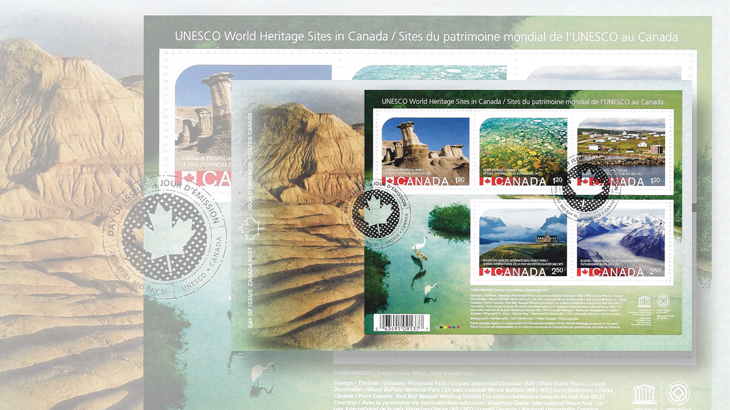canada-hoodoo-error-first-day-cover