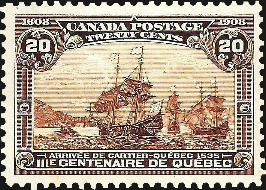 canada-jacques-cartier-quebec-discovery-stamp-1908
