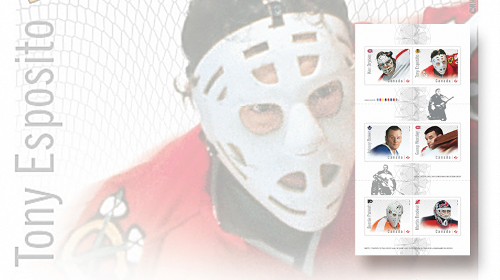 canada-national-hockey-league-goalies-stamps-self-adhesive-booklet