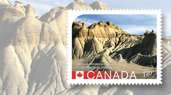 canada-new-stamp-dinosaur-unesco