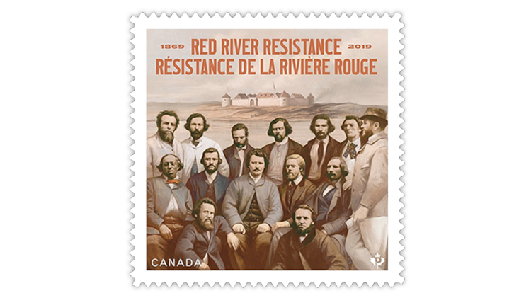 canada-post-2019-red-river-resistance-150th-anniversary-stamp