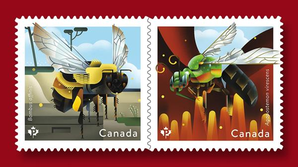 canada-post-bees-booklet