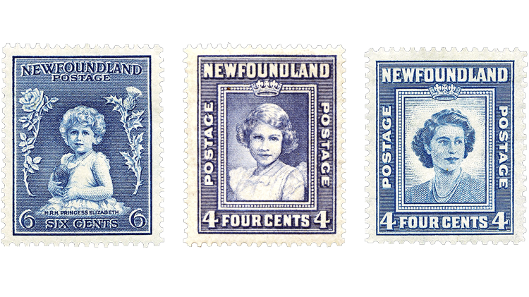 Canada Has Issued 95 Stamps To Hail Its 89 Year Old Monarch