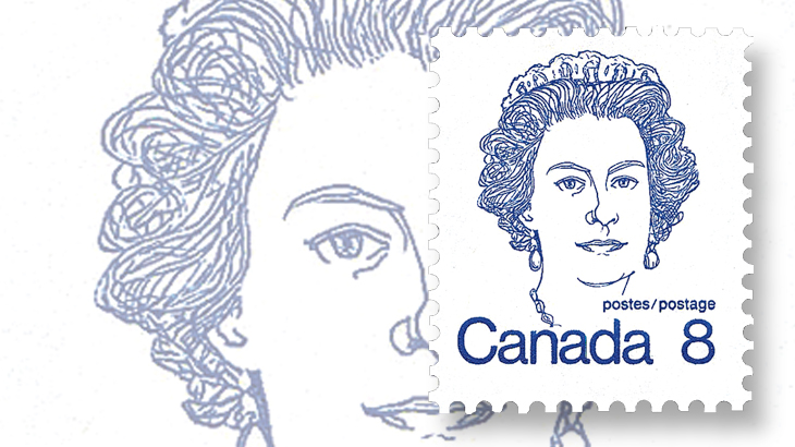 canada-queen-elizabeth-caricature-stamp