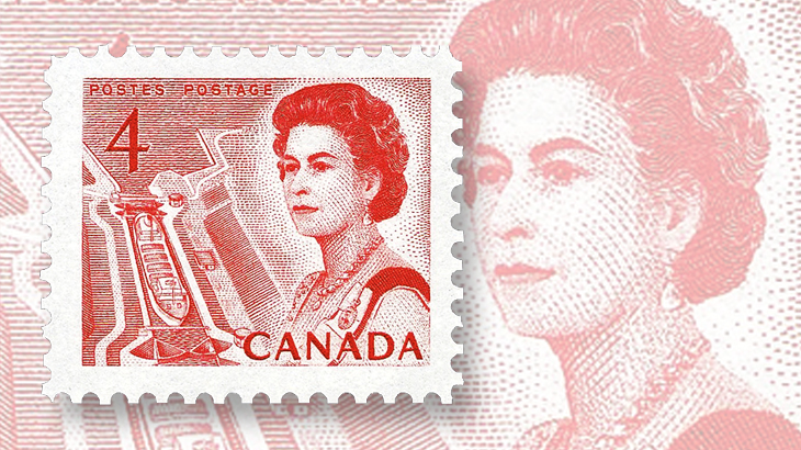 canada-queen-elizabeth-stamp-great-lakes-shipping