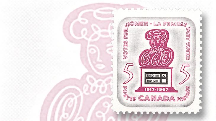 canada-suffrage-vote-1967-stamp