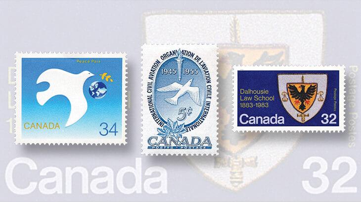 canadas-lesser-bird-stamps