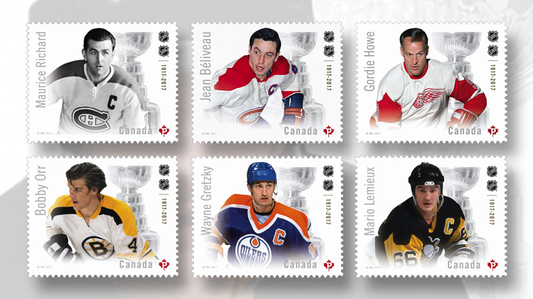 canadian-hockey-legends-stamps
