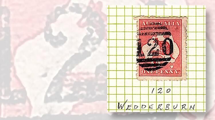 canceled-kangaroo-and-map-stamp