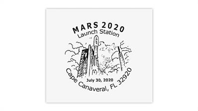 cape-canaveral-nasa-mars-2020-rover-mission-postmark