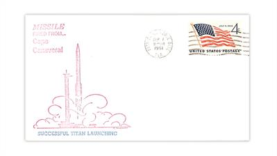 carl-swanson-cachet-cover-titan-rocket-patrick-air-force-base