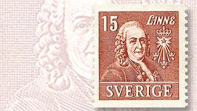 carolus-linnaeus-carl-von-linne-stamp