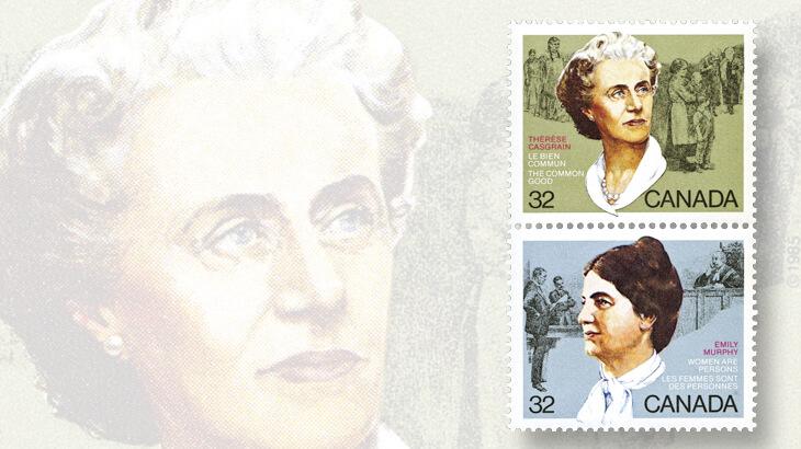 casgrain-murphy-stamps