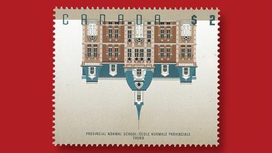 cherrystone-auction-canada-1994-provincial-normal-school-invert-stamp