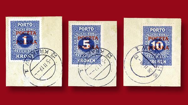 cherrystone-poland-1919-overprinted-postage-due