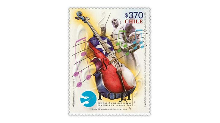chile-2019-youth-childrens-orchestras-foundation-stamp