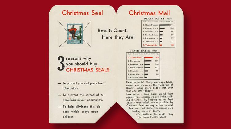 christmas-seals-mailbox-shaped-flyer