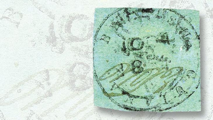 classic-stamps-british-guiana-cottonreel-frame-break-type-a-rim