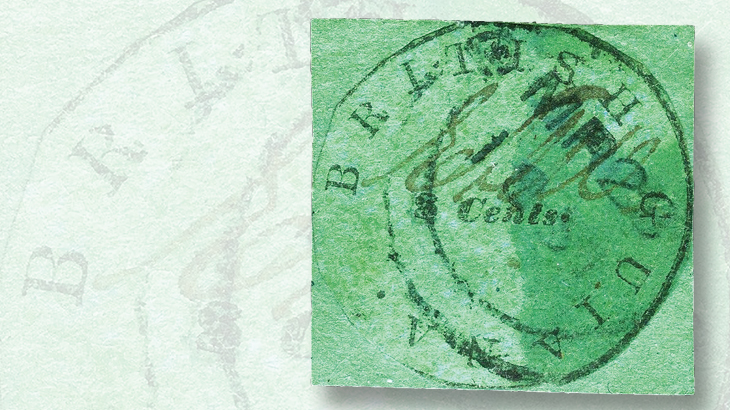 classic-stamps-british-guiana-cottonreel-frame-break-type-c-rim