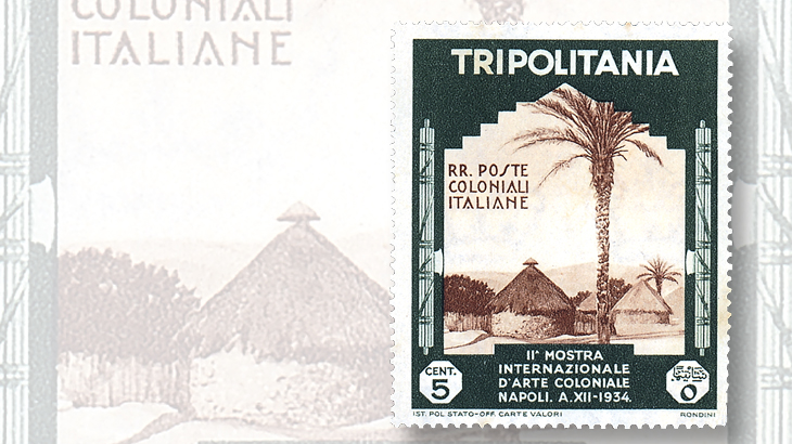 classic-stamps-tripolitania-1934-commemoratives-oasis