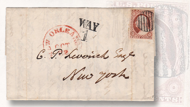 classic-us-postal-history-way-letters-1852-new-orleans