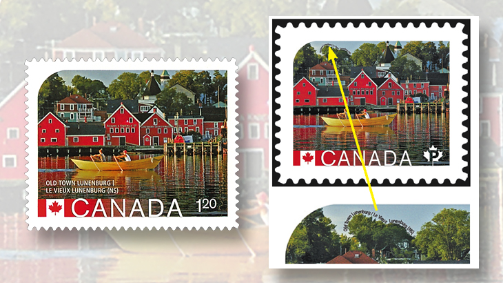 collecting-canada-old-town-lunenburg-unesco-world-heritage-site-stamps