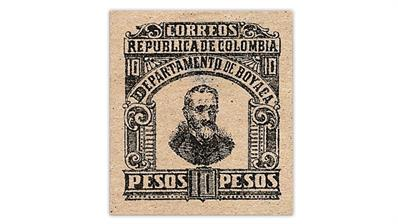 colombia-1903-boyaca-state-stamp
