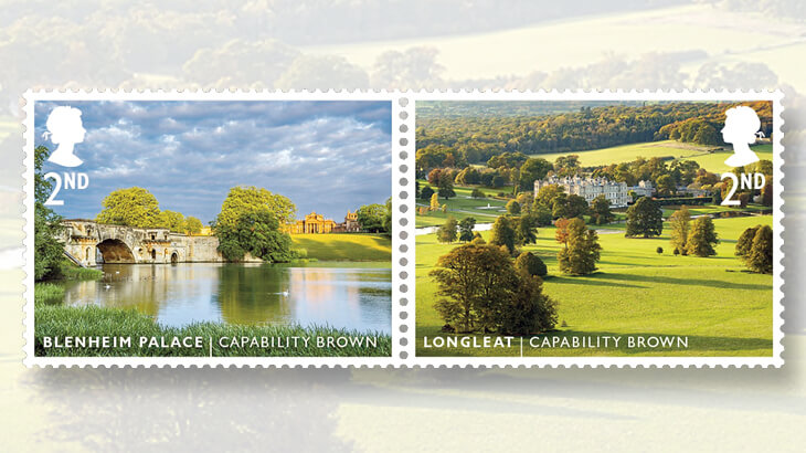 compton-verney-highclere-castle-stamps