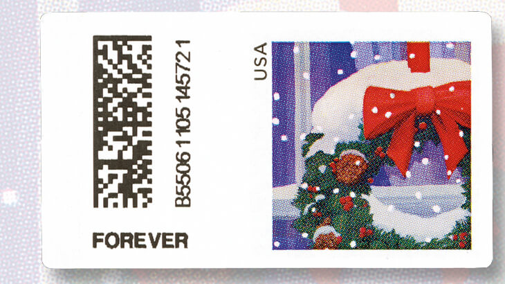 There's a new holiday-themed computer-vended stamp | Linns.com