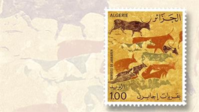 computers-stamps-old-world-archaelogical-study-unit-algeria